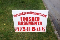 Chester County Basements